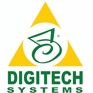Digitech Systems Logo Large Capture Trans 350