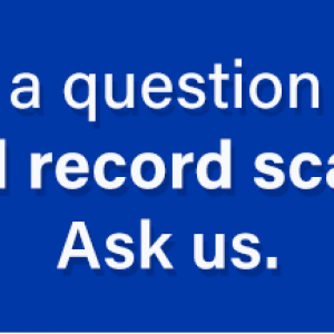 Have a question about scanning medical records? Click here.