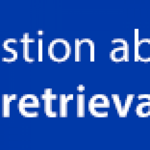 Have a question about off-site record storage & retrieval? Ask Us.